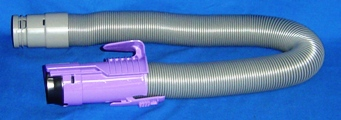 DYSON ATTACHMENT HOSE SINGLE BUTTON PURPLE