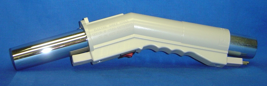ELECTROLUX ATTACHMENT WAND HANDLE PISTOL GRIP END W/ SWITCH