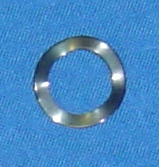 HOOVER CONICAL BEARING - WAVY THRUST WASHER