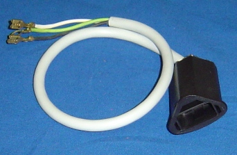 3 WIRE HANDLE CABLE WITH CONNECTOR, WINDSOR