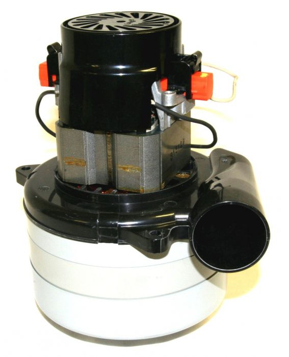 "WINDSOR VAC MOTOR 3 STAGE 5.7"" 110 VAC"