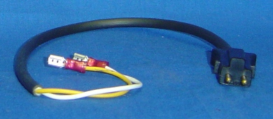"BEAM 16"" 2 WIRE MALE PIGTAIL CORD"