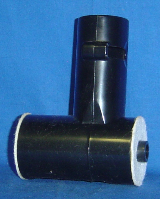 EUREKA POWER NOZZLE ELBOW WITH CORD CLIP NLA
