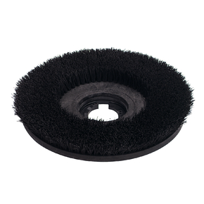 "19"" SCRUB BRUSH WITH RISER & CLUTCH PLATE"