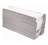 C-FOLD PAPER TOWELS - WHITE 12 PKS PER CS